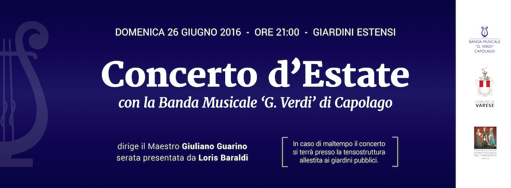 CONCERTO D'ESTATE 2016 - COPERTINA FB copy